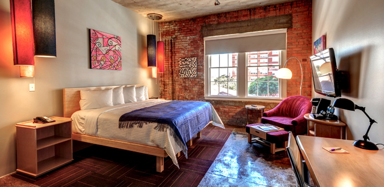 Hotel renovations: Dallas properties show off overhauls