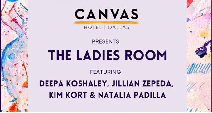 The Ladies Room Event Flyer